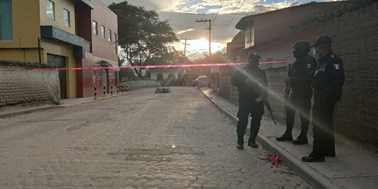 Ejecutan a chef en Guadalupe, Etla   El Imparcial de Oaxaca