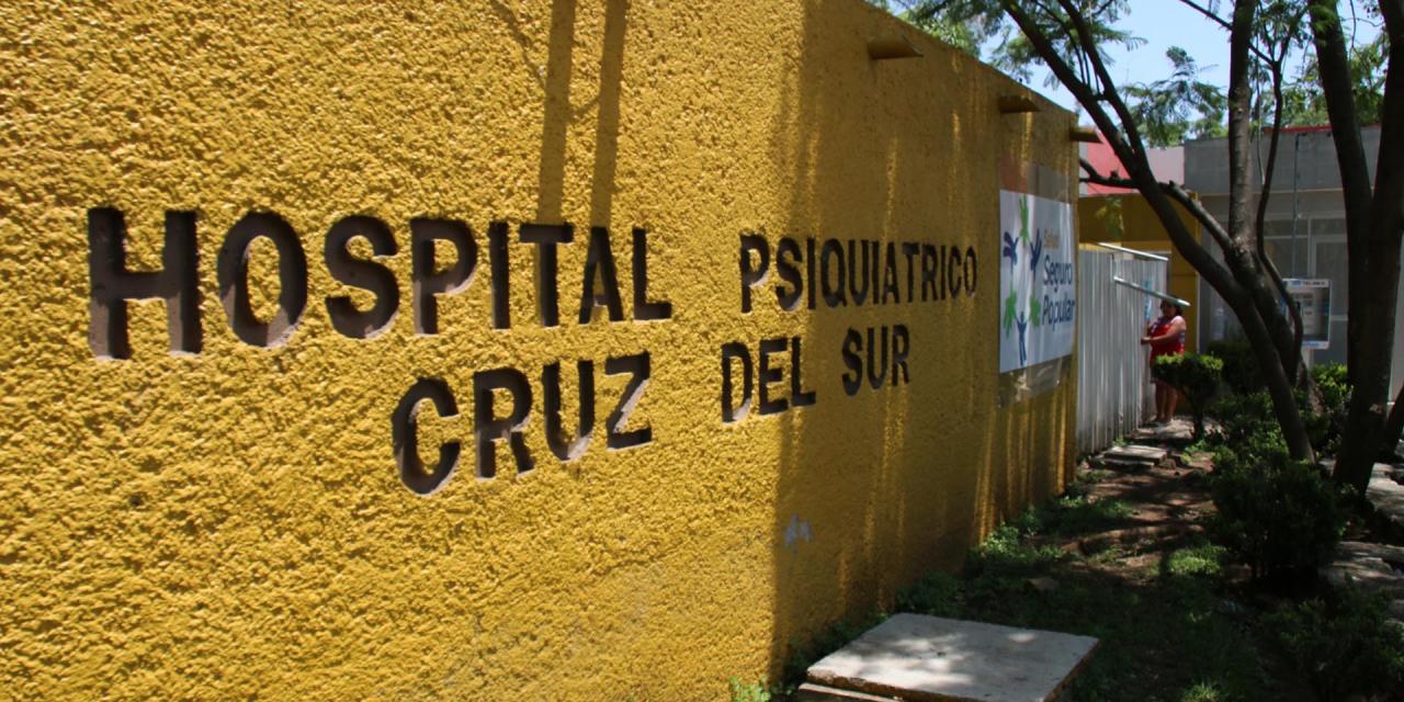 Se queda Hospital Psiquiátrico sin alimentos para el personal   El Imparcial de Oaxaca