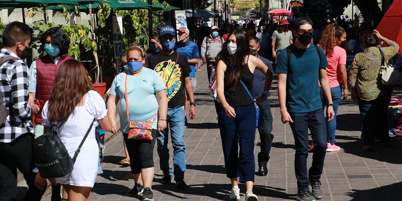 """Covid-19: Oaxaca camino a la """"inmunidad del rebaño""""   El Imparcial de Oaxaca"""