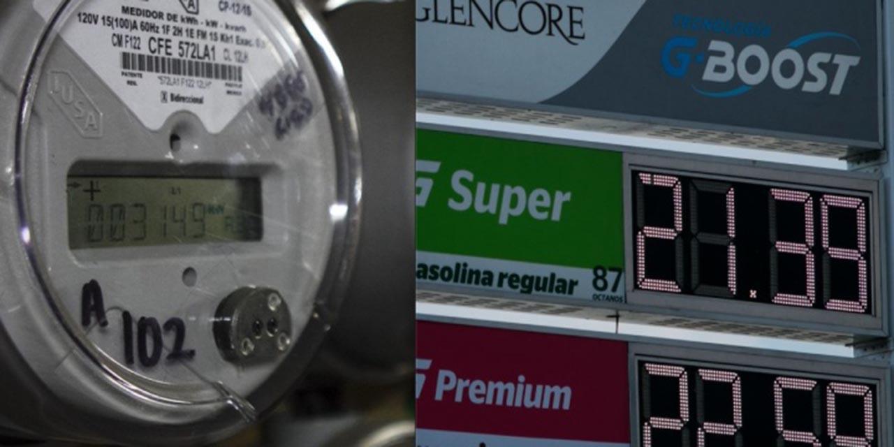 ¿Subirán los precios de la luz y gasolina con la reforma eléctrica?   El Imparcial de Oaxaca