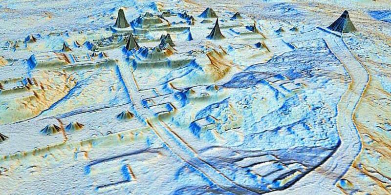Descubren en Guatemala ruinas de 'réplica' exacta de Teotihuacán | El Imparcial de Oaxaca