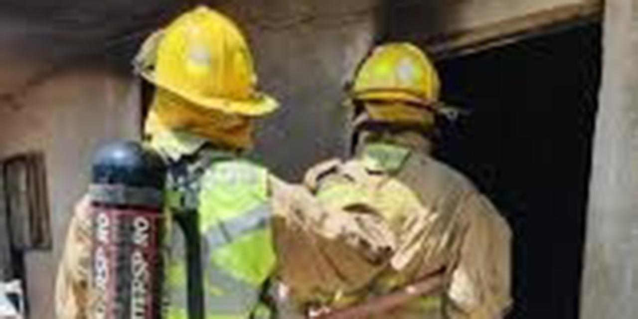Arde casa habitación en San Jacinto Amilpas | El Imparcial de Oaxaca